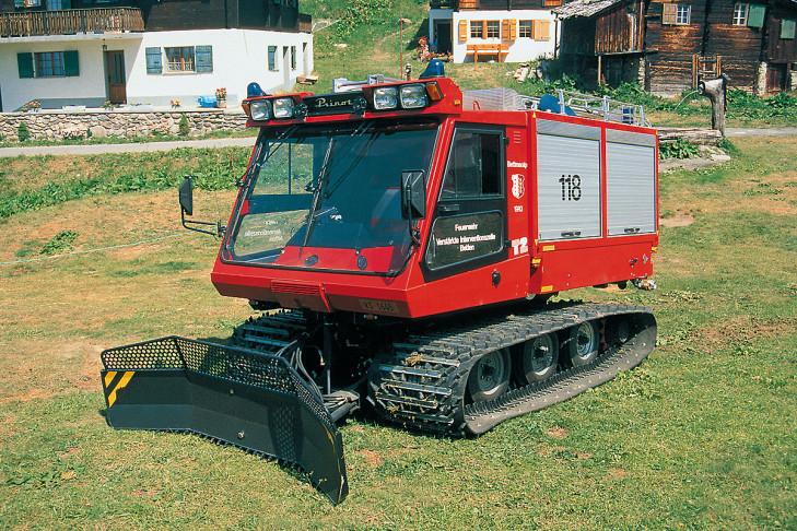 Prinoth T-2 Aufbau Hauser AG