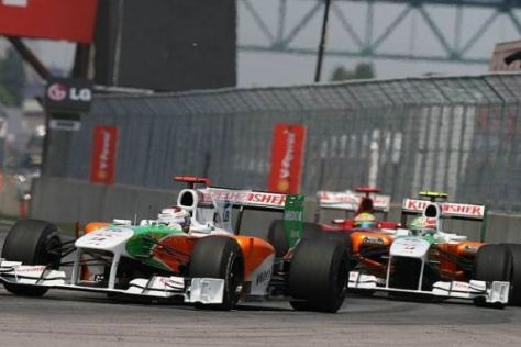 Force India hofft, die Schwächen im Qualfying auszumerzen