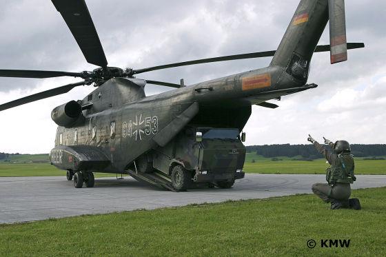 Bundeswehr Mungo