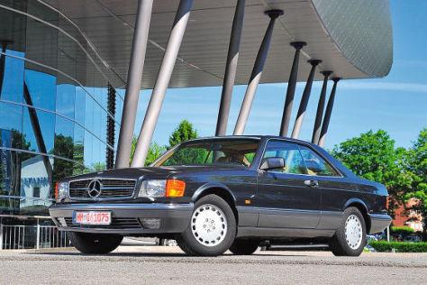Mercedes S-Klasse 560 SEC