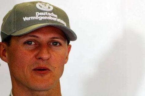 Michel Schumacher sieht die Steigerungen und ist weiter hoch motiviert