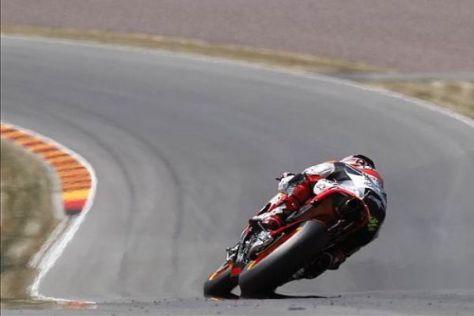 Andrea Dovizioso auf dem Weg in eine ungewisse Zukunft in der MotoGP-WM