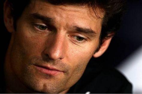 Mark Webber hat seinen Frust über die Flügelaffäre inzwischen verarbeitet