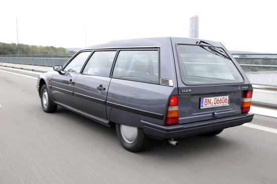 Citroën CX Break