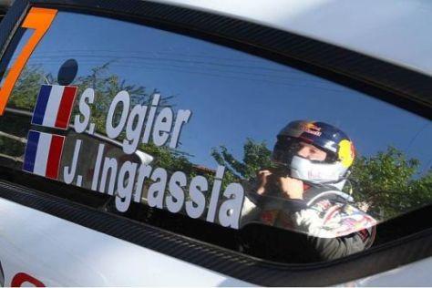 Sébastien Ogier will in Finnland einen weiteren Podestplatz einfahren
