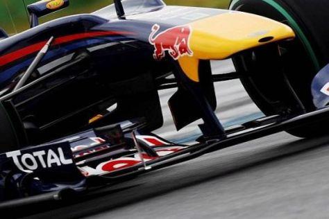 FIA soll prüfen: Verzieht sich der Frontflügel am Red Bull zu sehr?