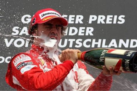 Fernando Alonsos Sieg hinterlässt einen unschönen Nachgeschmack