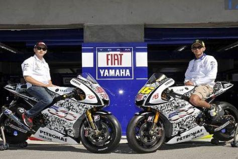 Die Yamaha-Mannschaft baut die Führung in der Team-WM immer weiter aus