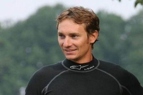 Mathias Lauda hofft, in der kommenden Saison wieder ein Cockpit zu finden
