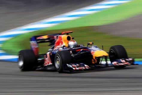 Sebastian Vettel will sich auf dem Hungaroring am liebsten den Sieg holen
