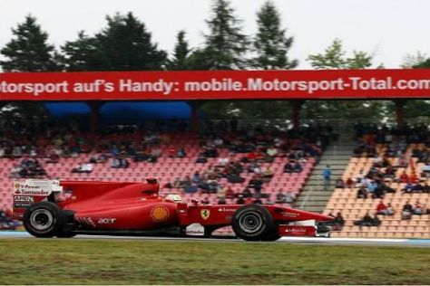Massa wurde von seiner Mannschaft zugunsten Alonso eingebremst