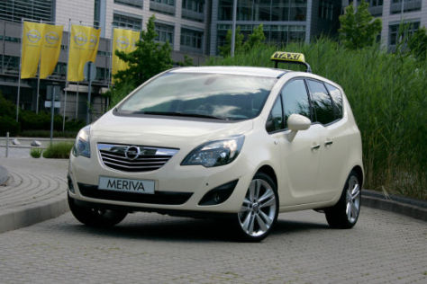 Opel Meriva Taxi