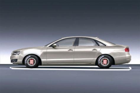 Audi A8-Carfake