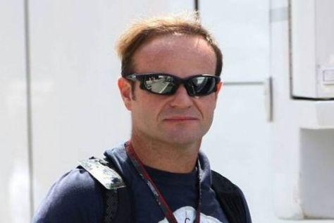 Rubens Barrichello will mit Stallorder niemals mehr etwas zu tun haben