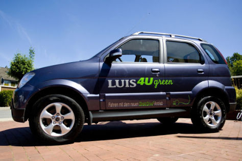 Luis 4U green