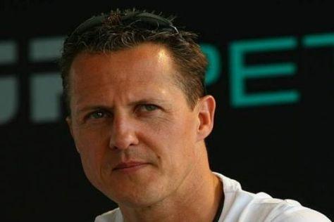 Michael Schumacher hat Ideen zu einer Änderung der Teamorder-Regelungen
