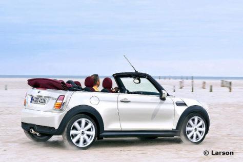 Mini Cabrio (2013): Vorschau