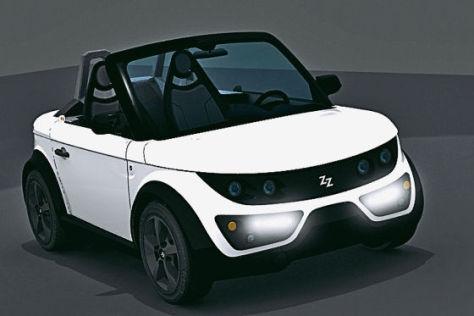 Tazzari Zero Roadster (2012)