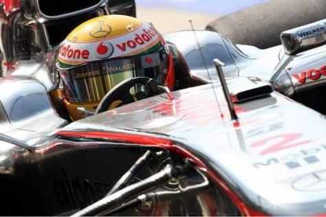 Lewis Hamilton sieht für sich und sein Team kaum Chancen in Ungarn