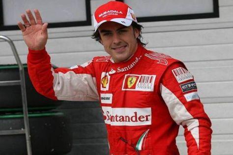 Fernando Alonso war angesichts der Umstände mit dem Qualifying zufrieden