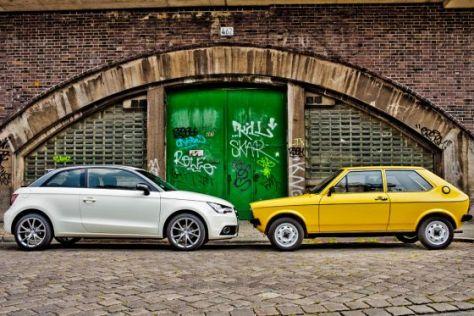 Audi A1 Audi 50