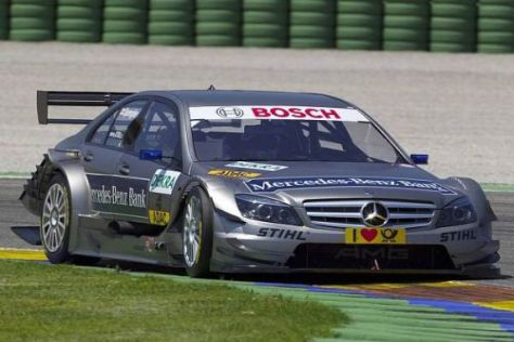Bruno Spengler kommt als Tabellenführender an den Nürburgring