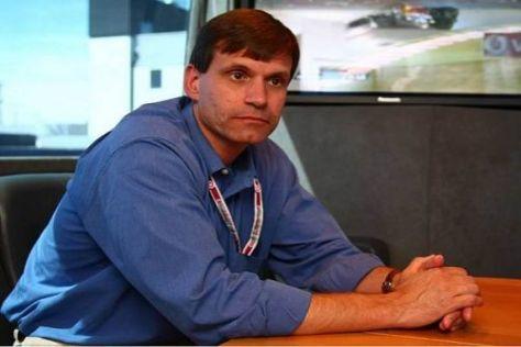 Tavo Hellmund ist der Kopf hinter dem Formel-1-Projekt in den USA