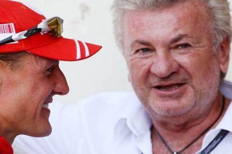 Das Verhältnis von Schumacher und Weber wird auf die Probe gestellt