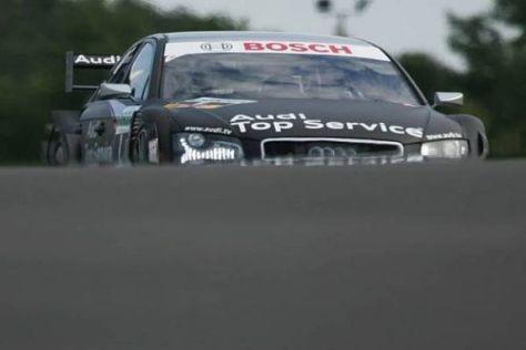 Timo Scheider am Nürburgring: Es geht bergauf, aber er ist nicht über den Berg