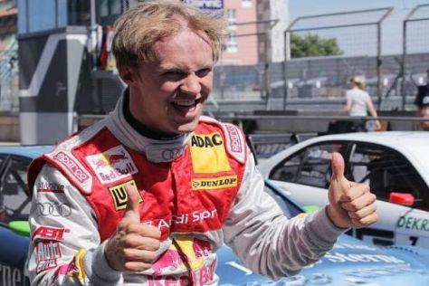 Mattias Ekström will von der Pole-Position zum zweiten Saisonsieg fahren