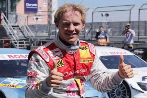 Schneller Schwede: Mattias Ekström konnte im Qualifying glänzen
