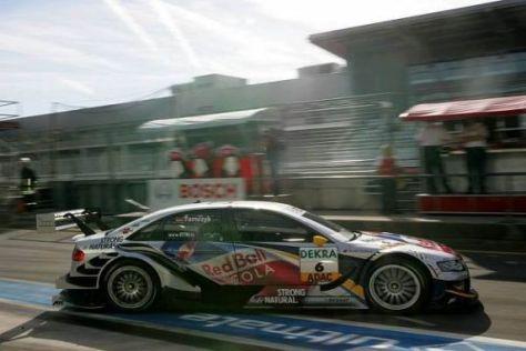 Martin Tomczyk fand am Nürburgring keinen Draht zu seinen Reifen