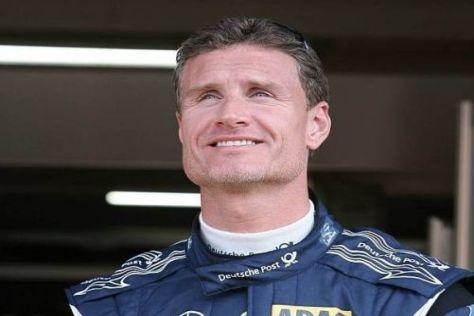 David Coulthard könnte sich durchaus vorstellen, weiter in der DTM zu fahren