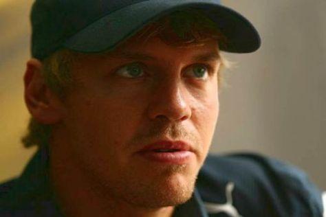 Sebastian Vettel hat den WM-Titel nach wie vor fest im Blick