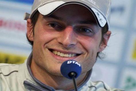 Spitzenreiter Bruno Spengler ist in der DTM weiter auf dem Vormarsch