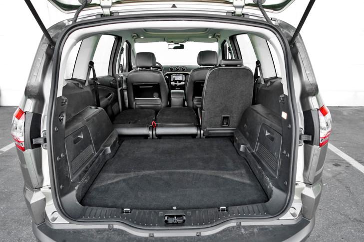 Ford s max und konkurrenz test bilder autobild de