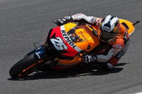 Daniel Pedrosa will in Brünn nun auch in der MotoGP gewinnen