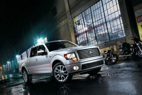 Ford Harley-Davidson F-150 Pick-up V8 (2011)