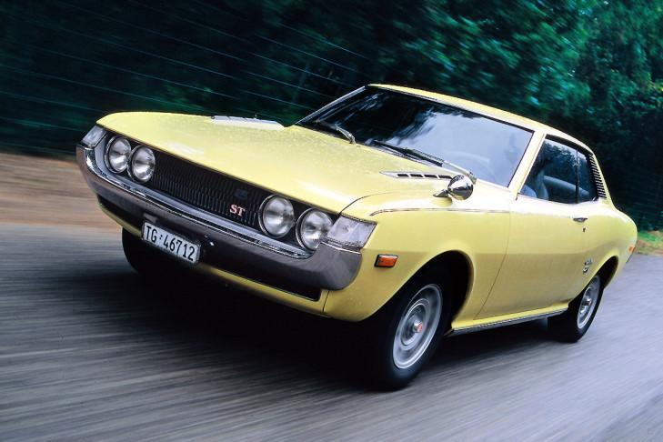 40 Jahre Toyota Celica Bilder Autobild De