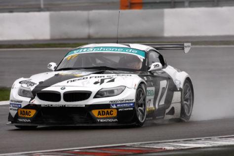 BMW Z4 GT3 auf dem Nürburgring