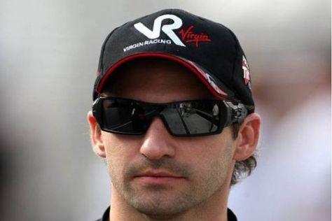 Timo Glock hat einen langfristigen Vertrag mit dem neuen Team Virgin