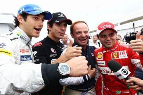 Die brasilianischen Formel-1-Fahrer haben in dieser Saison nicht viel zu lachen