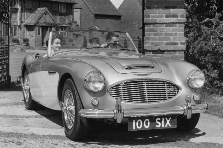 Austin-Healey 100