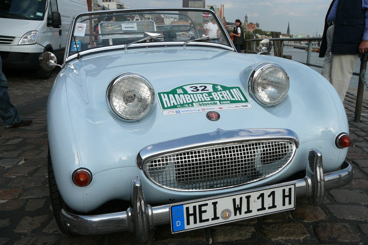 Austin-Healey Sprite Mk I