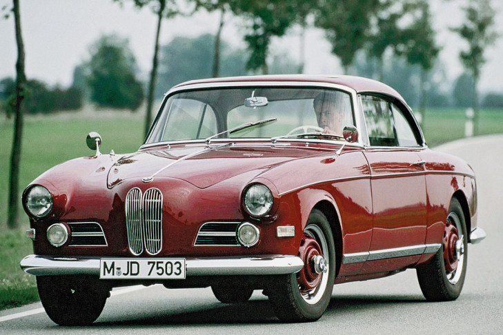 BMW 503 Coup&amp;eacute;