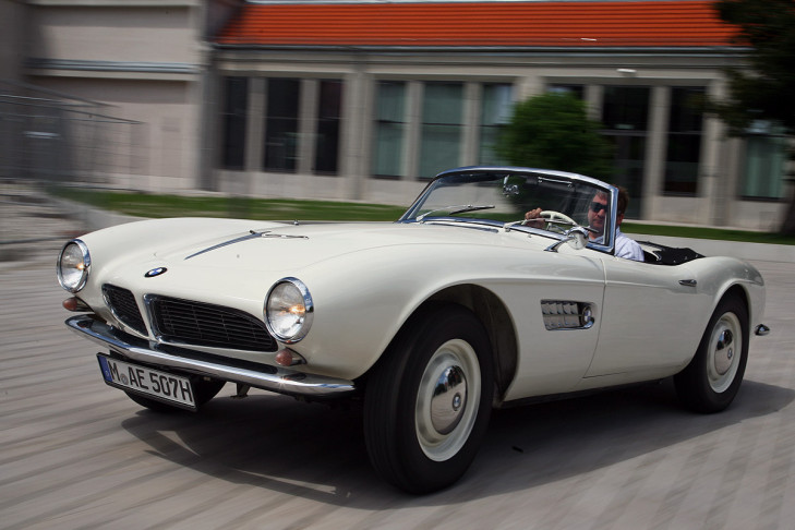 BMW 507