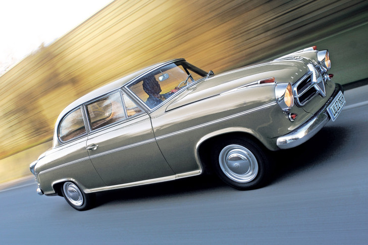 Borgward Isabella TS 