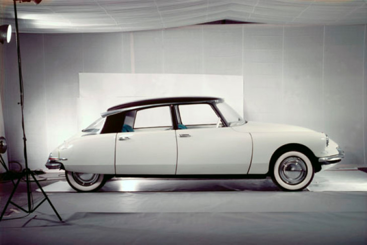 Citro&amp;euml;n DS