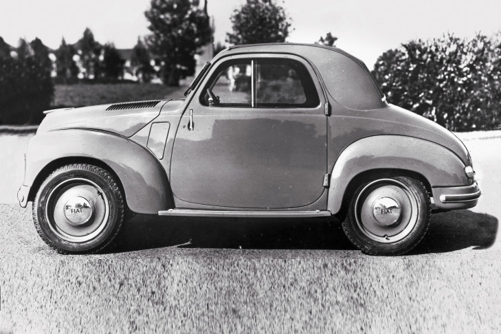 Fiat 500 C Topolino