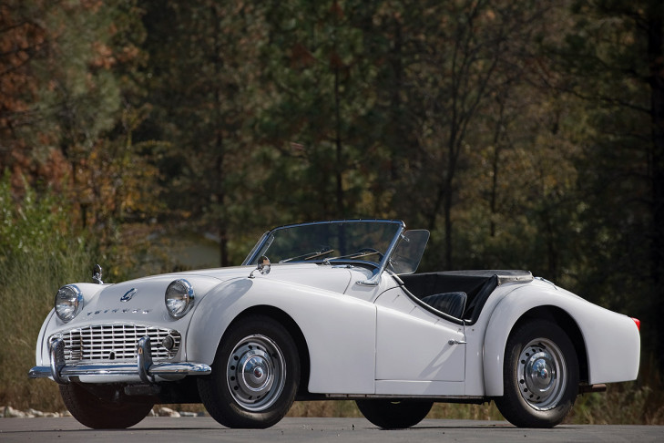Triumph TR3